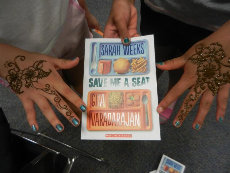 Save Me a Seat Henna Tattoo Art