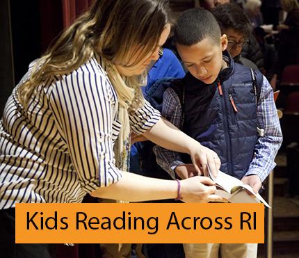 Kids Reading Across RI