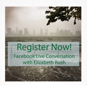Facebook Live Conversation with Elizabeth Rush