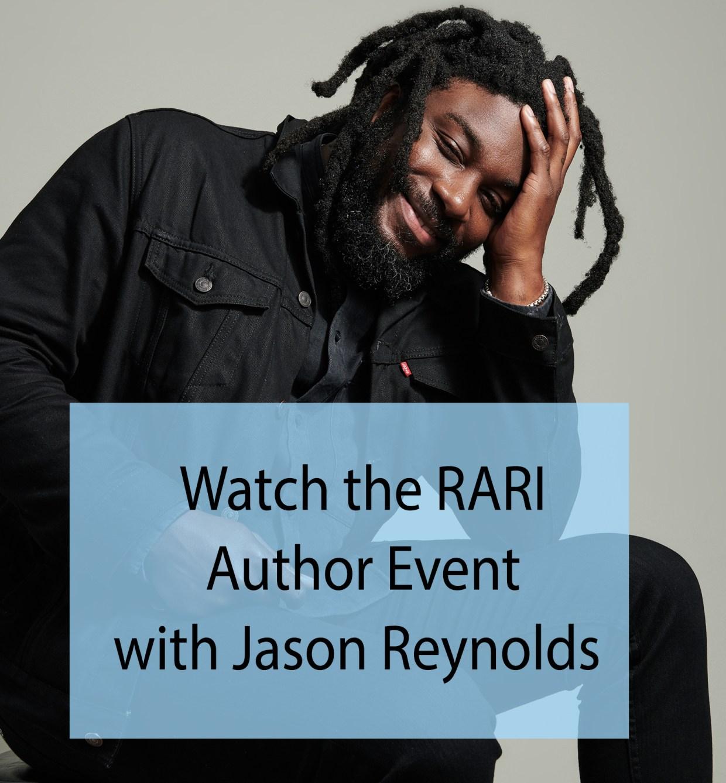 Jason Reynolds Author Event