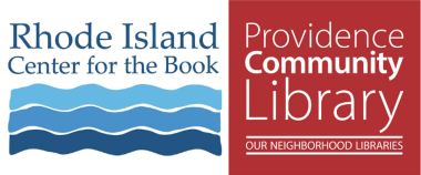 RI Center for the Book and Providence Community Library Logos