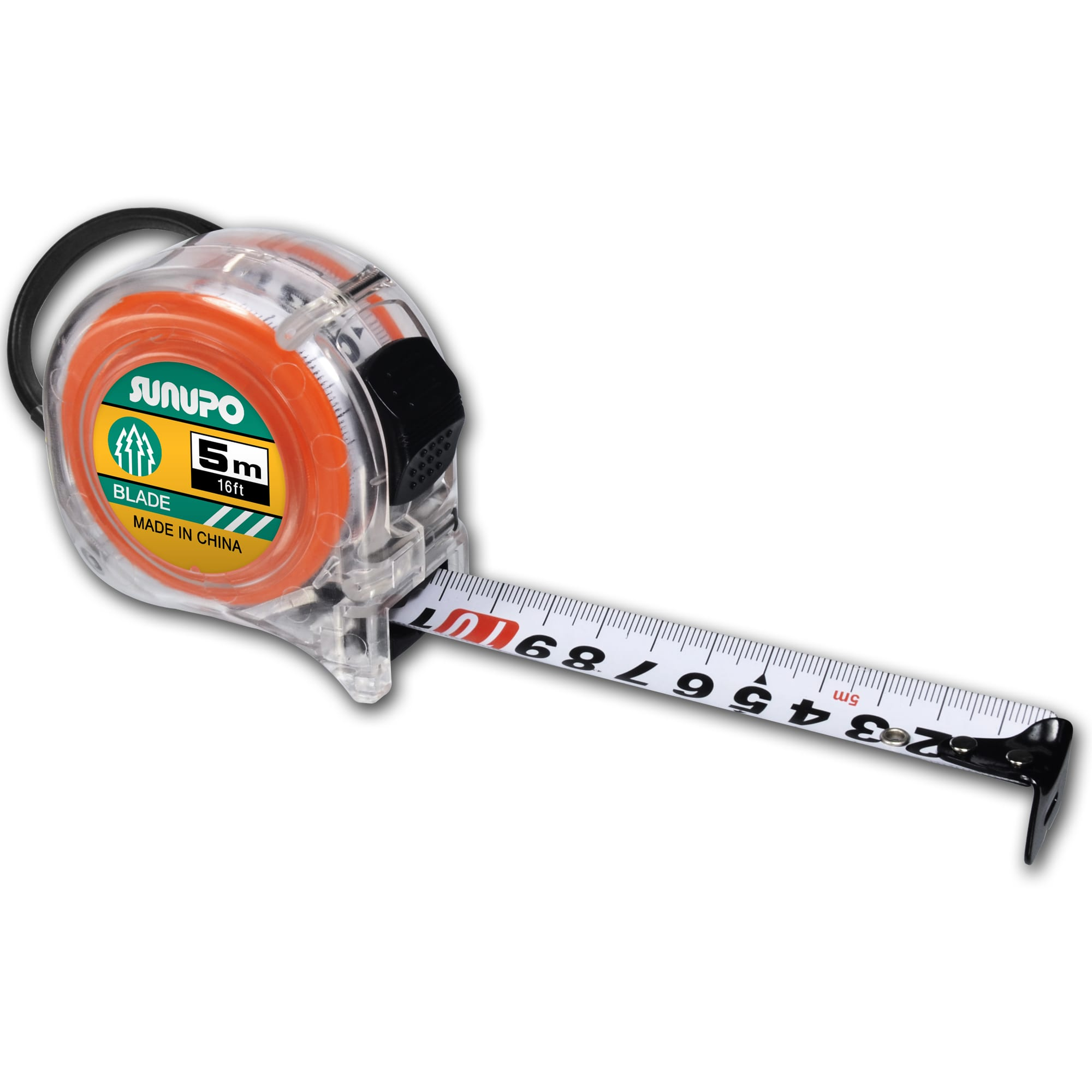 Translucent Abs Measuring Tape China