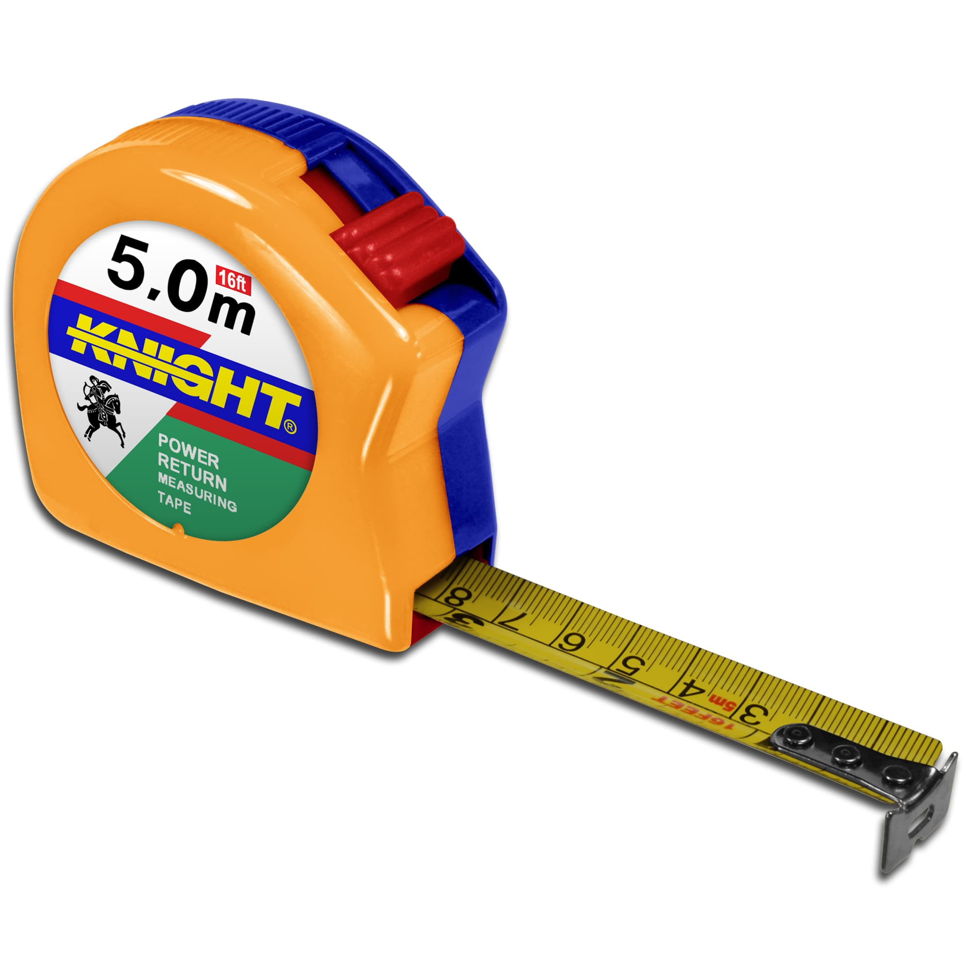Metric And Inch Measurement Tape Measure
