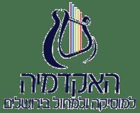 לוגו של האקדמיה למוסיקה ולמחול בירושלים