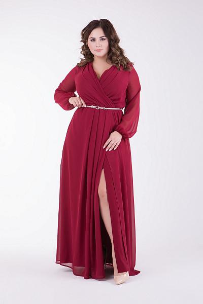 Вечерние платья больших размеров купить в Интернет ...