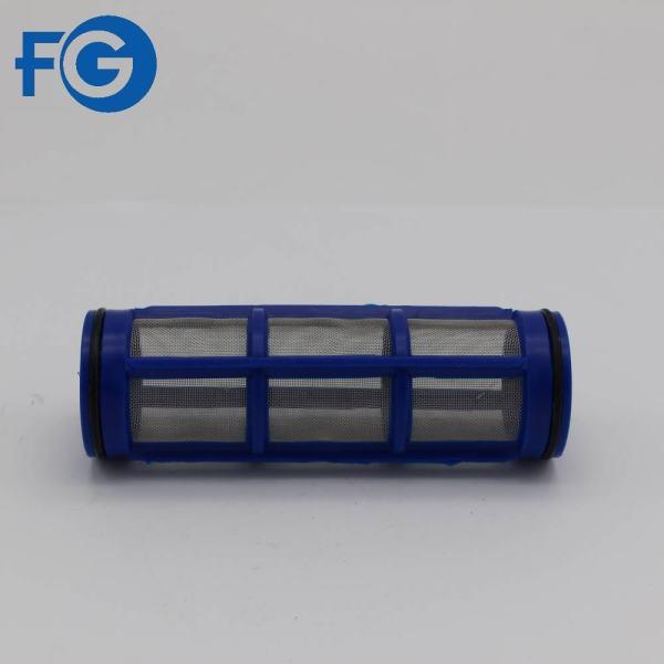 3232003.030 Cartuccia blu 38x122 Ricambio Inox 50 mesh ARAG Tabella CARTUCCIA 3232003.030 ARAG