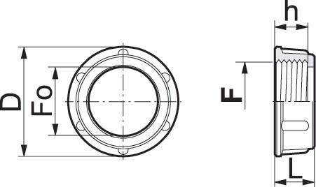 Disegno tecnico GIRELLO 2002070 ARAG