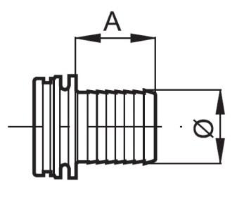 Disegno tecnico PTG 460035 ARAG