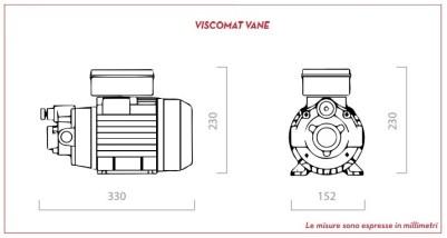 VISCOMAT VANE 90 T