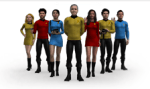Star Trek Figures