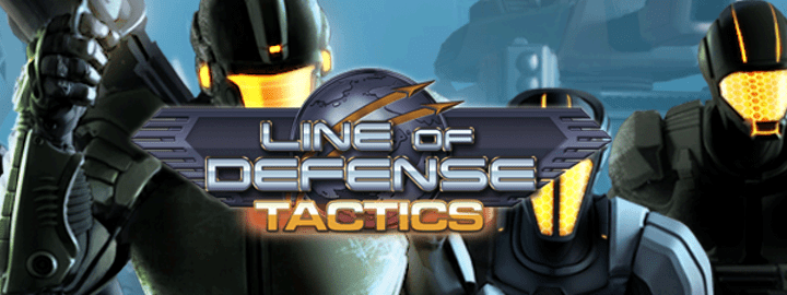 Line of Defense Tactics Out Now!