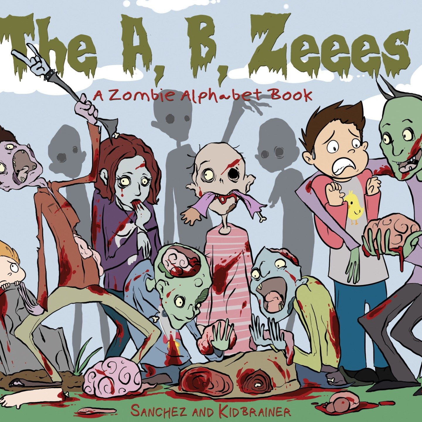 The A, B, Zeees on Amazon!