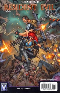Resident Evil #6