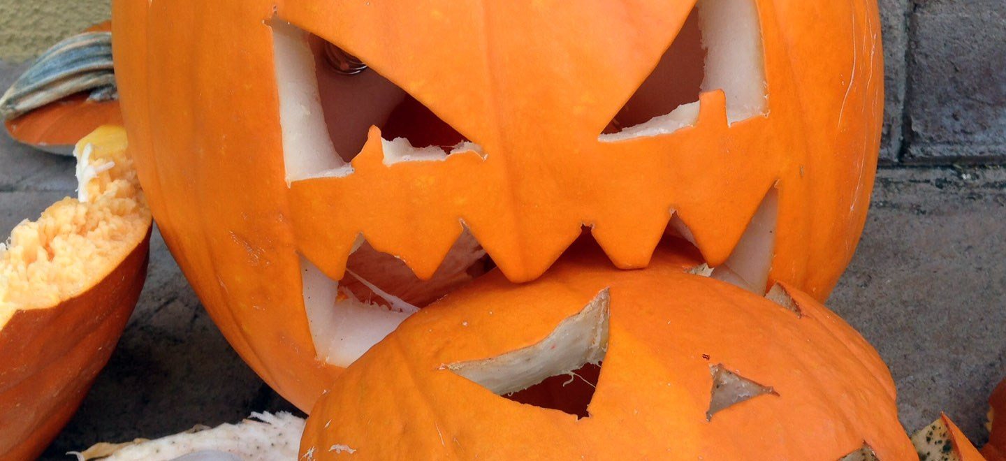 When Good Pumpkins Go Bad