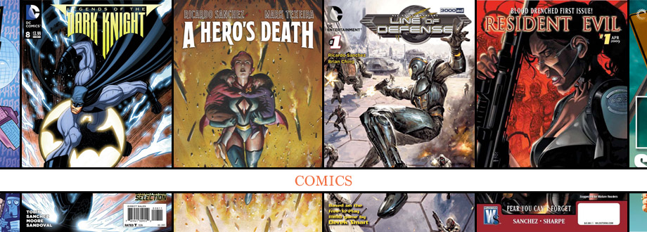 The cover to A Hero's Death