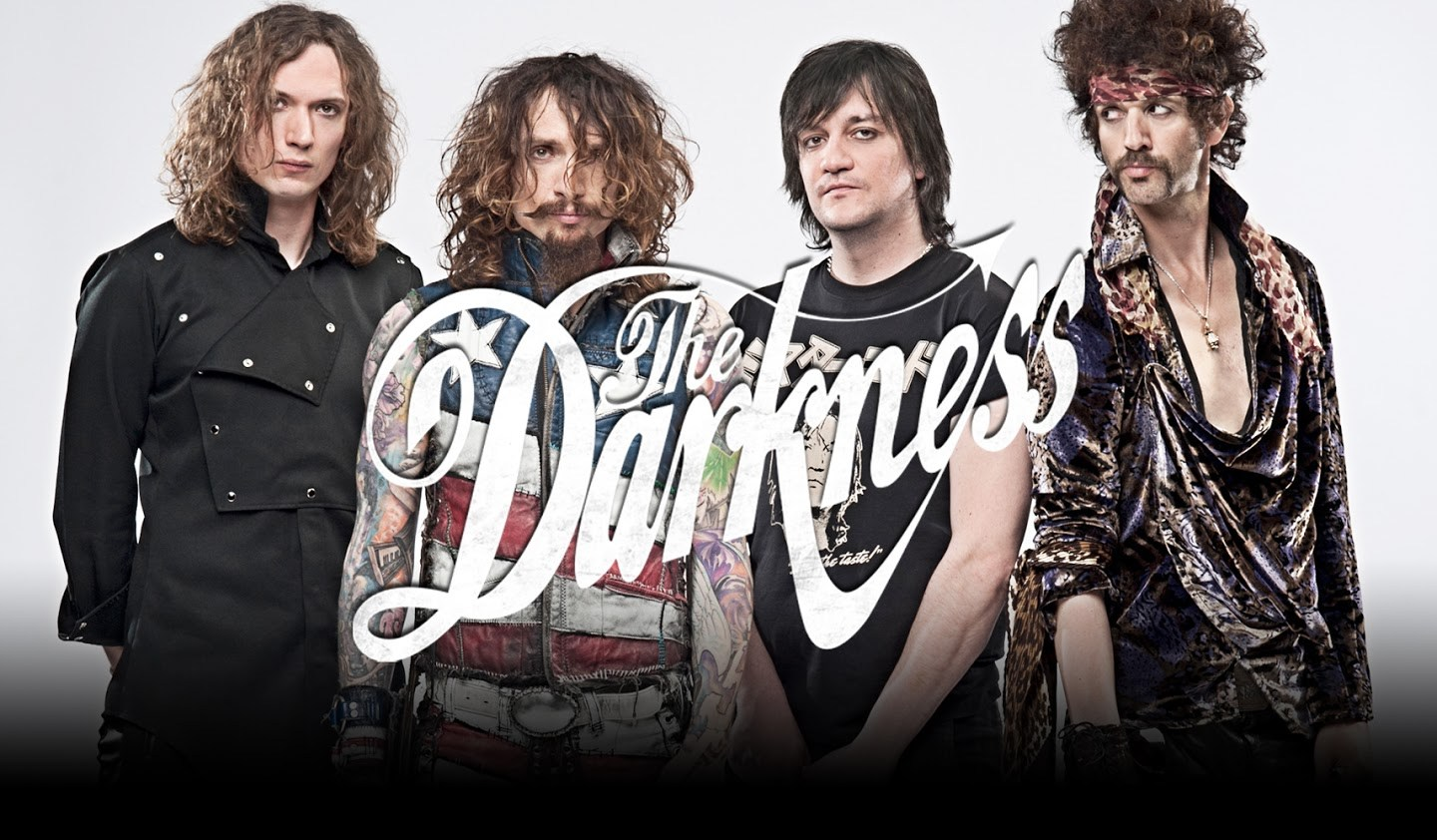 The Darkness – Rock and Roll Deserves to Die