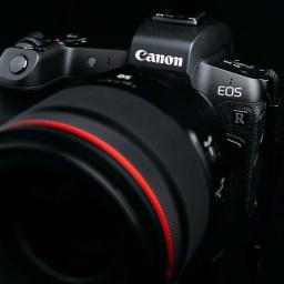 Canon EOS R, onde está o meu Multi-controller?
