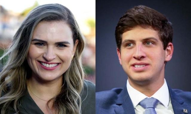 Marília Arraes (PT) e João Campos (PSB) aparecem empatados tecnicamente em  pesquisa do Ipespe - Ricardo Antunes