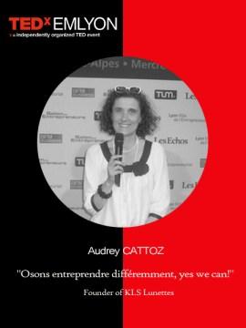 Audrey Cattoz - TEDxEMLYON