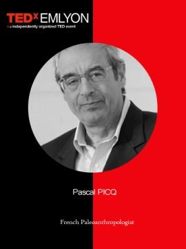 Pascal Picq - TEDxEMLYON
