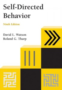 Self-Directed Behavior de David L. Watson & Roland G. Tharp