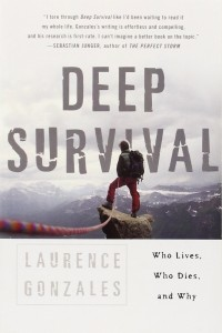 Deep Survival de Laurence Gonzales