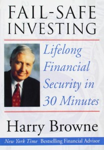 Fail-Safe Investing de Harry Browne