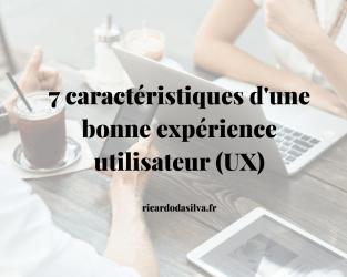 7 caractéristiques d'une bonne expérience utilisateur (UX), User Experience Honeycomb de Peter Morville