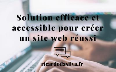 Créer un site web pour une TPE/PME sans être développeur ou webdesigner
