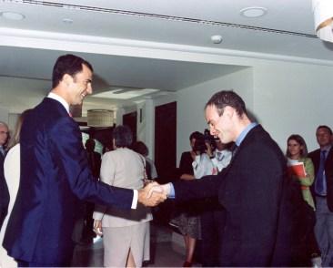 Con SSMM D. Felipe VI