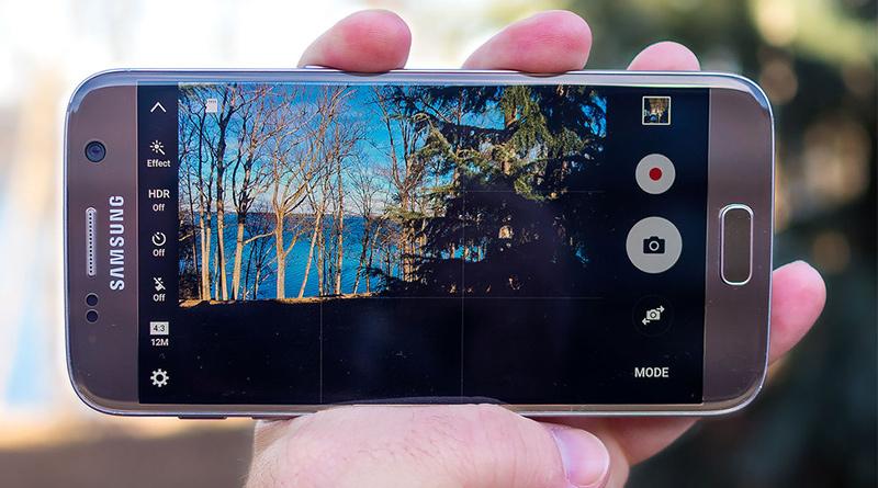 Camera App da Samsung