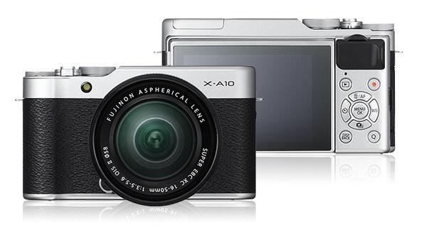 Nova Fujifilm X-A10