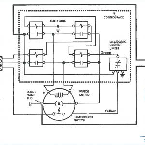 12 Volt Winch Wiring Diagram | Free Wiring Diagram