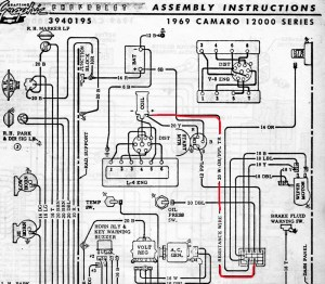 1969 Camaro Wiring Diagram | Free Wiring Diagram