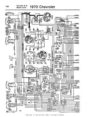 1969 Chevelle Wiring Diagram | Free Wiring Diagram