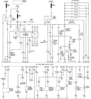 1989 ford F150 Ignition Wiring Diagram | Free Wiring Diagram