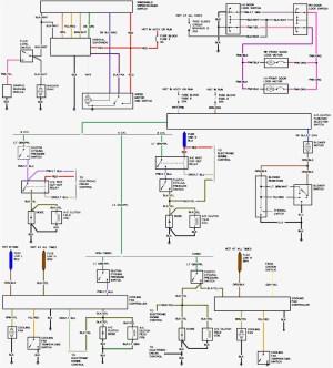 1990 Mustang Wiring Diagram | Free Wiring Diagram