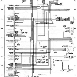 1997 Dodge Ram 1500 Alternator Wiring Diagram | Free