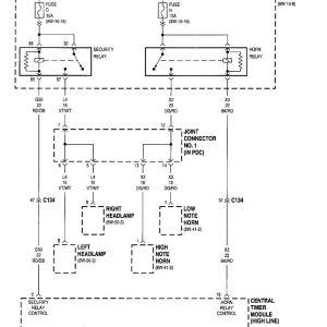 1998 Dodge Ram 1500 Wiring Schematic | Free Wiring Diagram