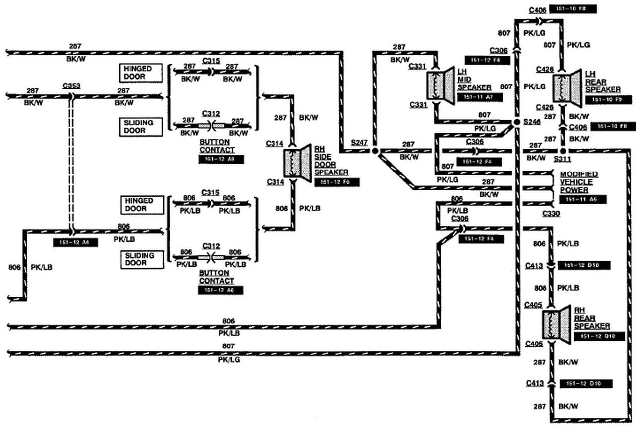 DIAGRAM] Ford Econoline Trailer Wiring Diagram FULL Version HD ...