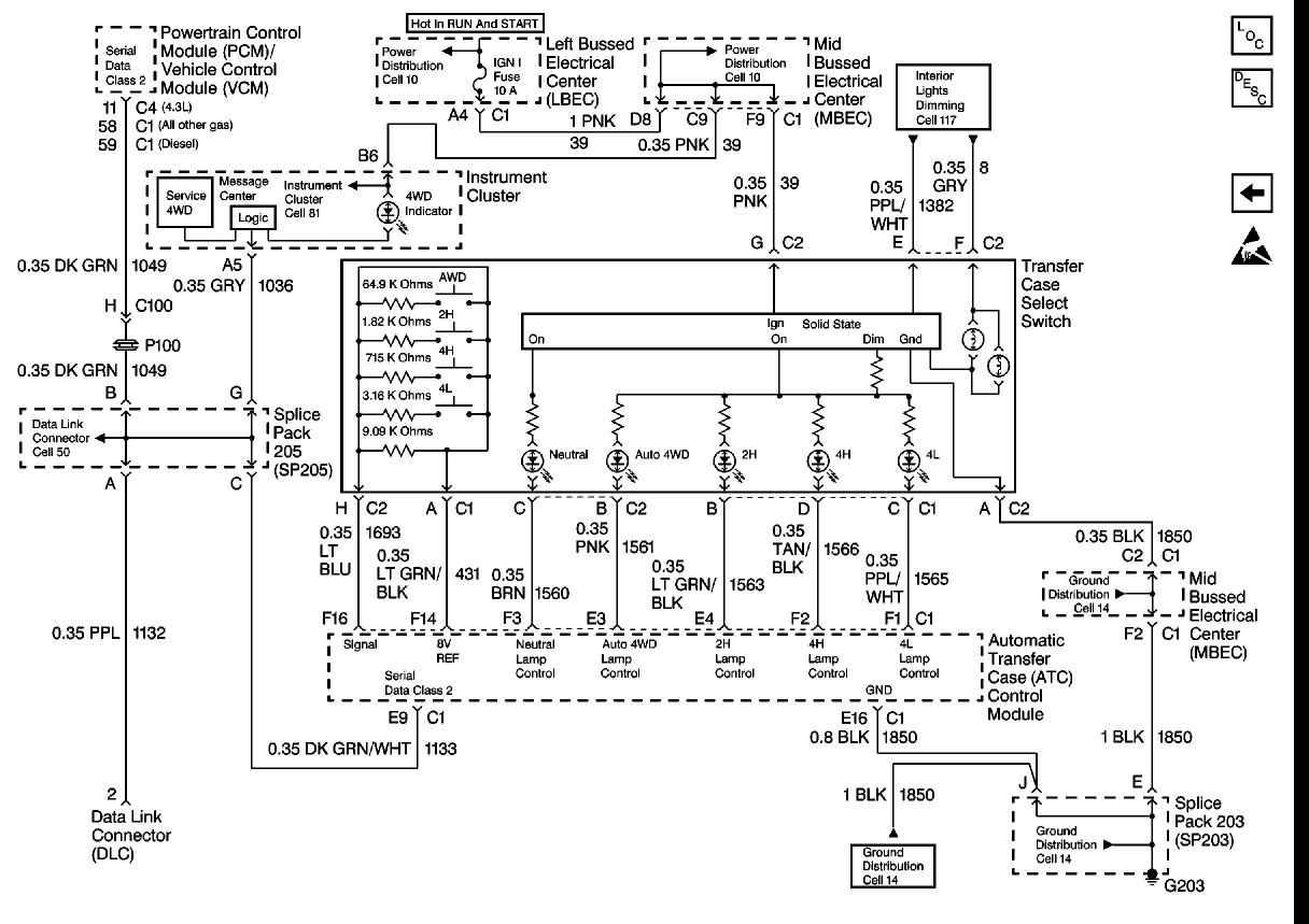 DOWNLOAD [SCHEMA] 2002 Silverado 2500 Radio Wiring Diagram