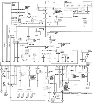 1999 ford Explorer Wiring Diagram Pdf | Free Wiring Diagram