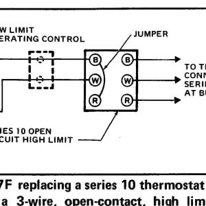 2 Wire thermostat Wiring Diagram Heat Only | Free Wiring