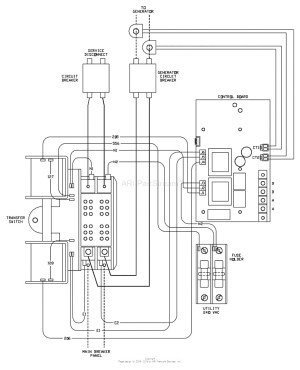 200 Amp Automatic Transfer Switch Wiring Diagram | Free Wiring Diagram