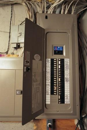 200 Amp Square D Panel Wiring Diagram | Free Wiring Diagram