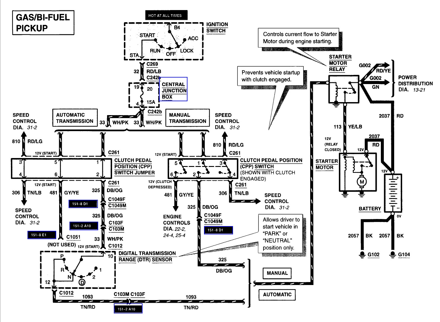 F350 Rear Wiring Diagram