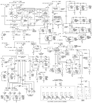 2000 ford Taurus Wiring Diagram | Free Wiring Diagram