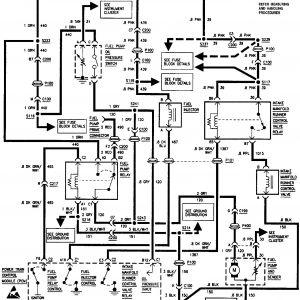 2001 Chevy Blazer Fuel Pump Wiring Diagram | Free Wiring