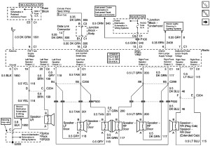 2001 Chevy Suburban Radio Wiring Diagram | Free Wiring Diagram