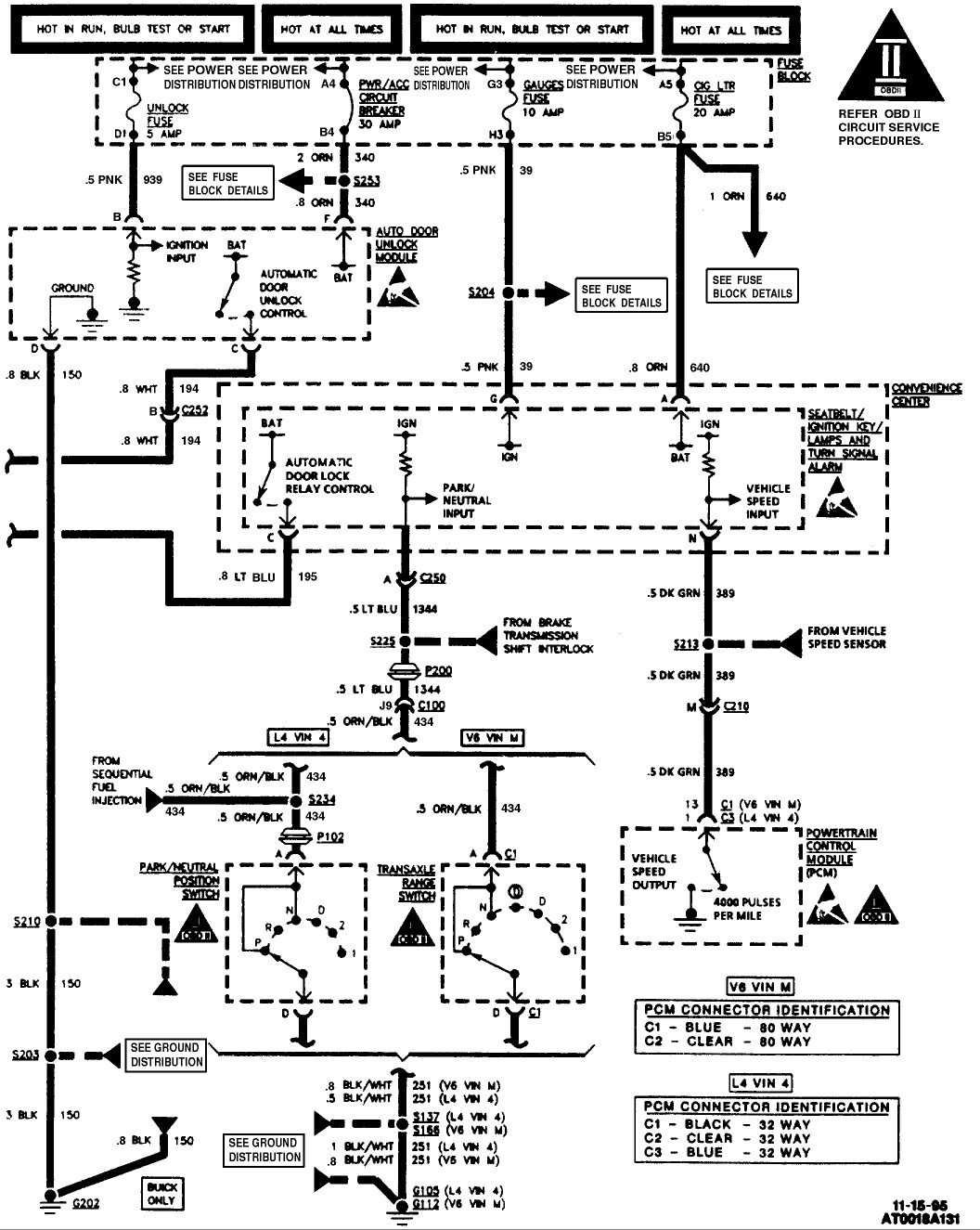 Mercury Grand Marqui Wiring Diagram
